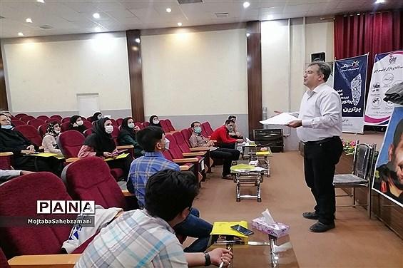 برگزاری نخستین کارگاه تخصصی آموزش خبرنگاری در کاشمر
