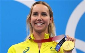 مدالآوران روز دهم المپیک توکیو؛ اعجوبه استرالیایی دست بردار نیست