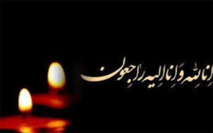پیام تسلیتی برای درگذشت سرتیپ دکتر سیدحسین محمدی ودود