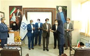تجلیل از 53 دانش آموز برگزیده  کشوری در خراسان شمالی