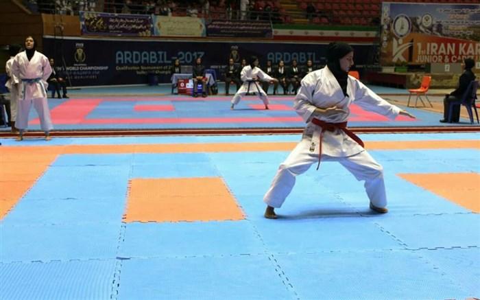 برگزاری بیست و نهمین دوره مسابقات قهرمانی کشور کاتای بصورت مجازی