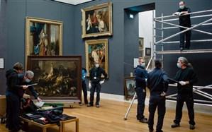 هزاران تابلو هنری دزدی در موزه «لوور» پاریس!