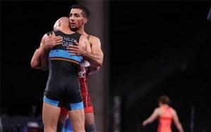 گرایی:  قول می دهم همه توانم را بگذارم تا فینالیست المپیک شوم