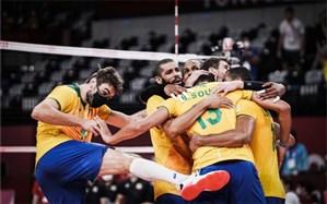 والیبال المپیک توکیو؛ گواهی حذف میزبان صادر شد