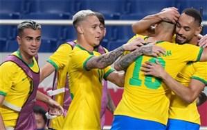 فوتبال المپیک توکیو؛ پنالتی قهرمان را فینالیست کرد