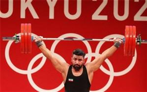 وزنهبرداری المپیک توکیو؛ هاشمی در یک ضرب پنجم شد