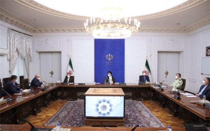 جلسه روسای کمیتههای تخصصی کرونا