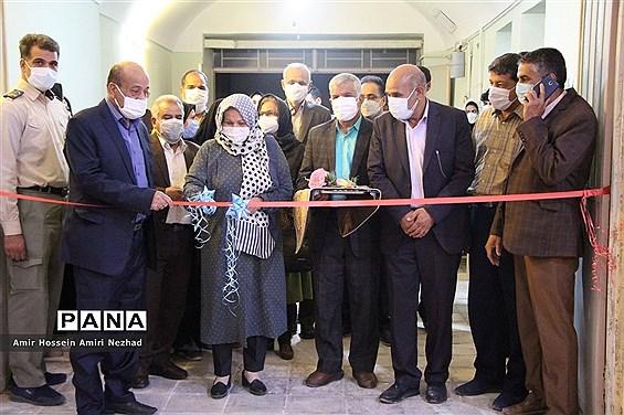 افتتاح سرای فرهنگی هنری غدیر سازمان دانشآموزی یزد