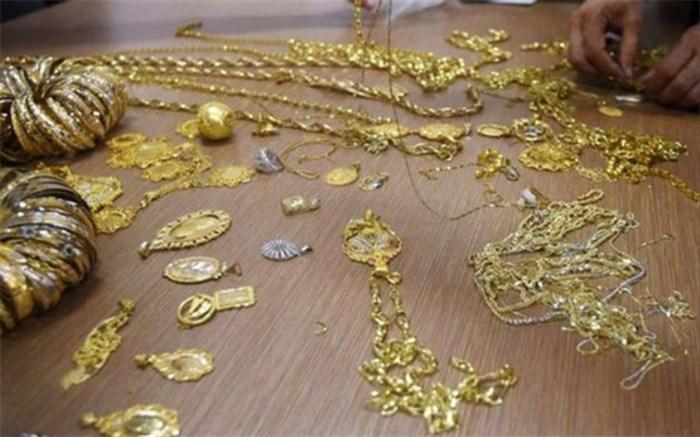 ربودن مرد طلافروش برای سرقت 5 کیلو طلا