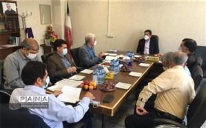 جلسه شورای برنامهریزی سازمان دانشآموزی استان کرمانشاه برگزار شد
