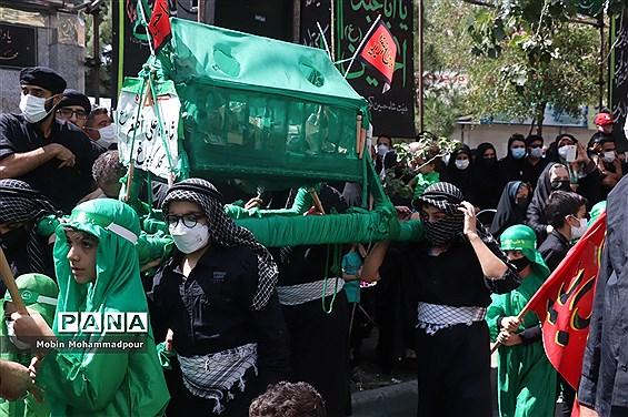 روز عاشورا در تبریز