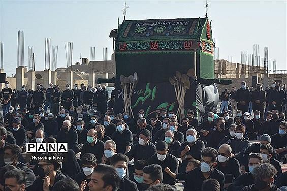 عاشورای حسینی در شهرستان خوسف