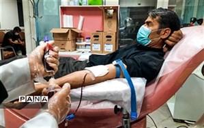 پویش اهدای خون در خراسانشمالی