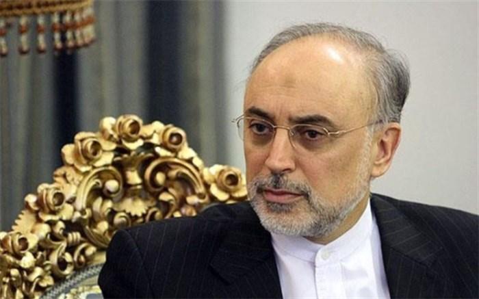 صالحی انتصاب رییس سازمان انرژی اتمی ایران را تبریک گفت
