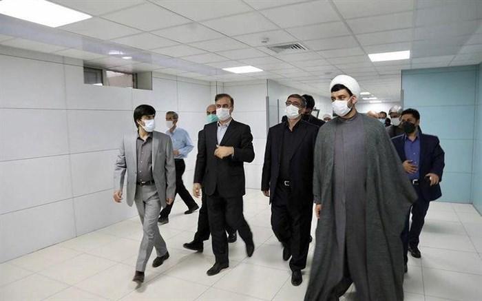 راهاندازی اورژانس جدید بیمارستان امام حسین(ع) ملایر