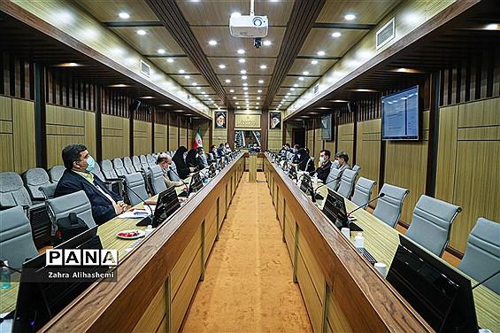 جلسه شورای آموزش و پرورش شهر تهران