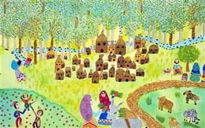 دو کودک خوزستانی در مسابقه نقاشی ژاپن برگزیده شدند
