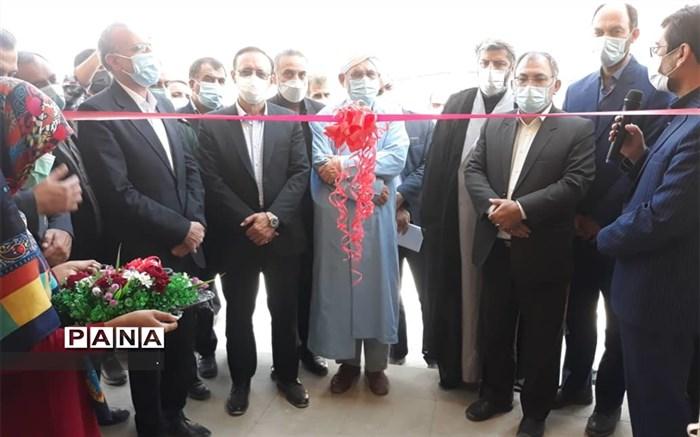 افتتاح آموزشگاه روستای قزل شهرستان راز و جرگلان با اعتباری بالغ بر 12 میلیارد ریال