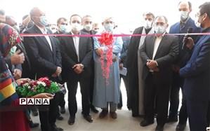 افتتاح آموزشگاه روستای قزل شهرستان راز و جرگلان با اعتبار 12 میلیارد ریال