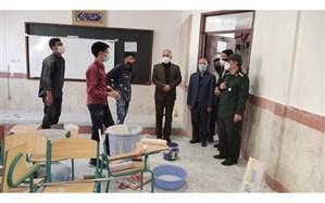 مشارکت 900دانش آموز جهادی در طرح هجرت