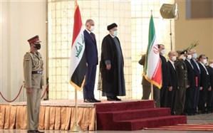 مذاکرات دو جانبه رئیسجمهوری اسلامی ایران و نخست وزیر عراق آغاز شد