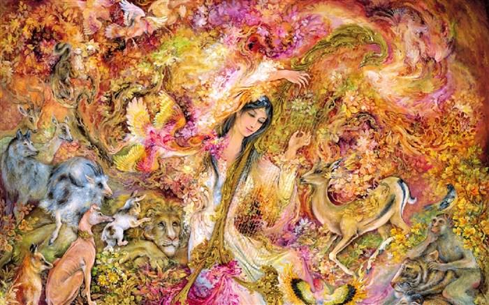 نگارگری تجلیگر اصالت هنر در ایران