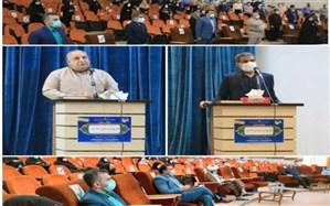نشست توجیهی مدیران مدارس شهرستان بوشهر با موضوع بازگشایی مدارس و پروژه مهر برگزار شد