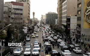 گلایه پلیس از تردد اتوبوسها و آمبولانسهای آلاینده فاقد پلاک