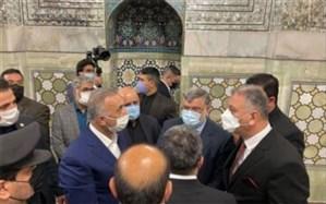 نخستوزیر عراق به مشهد رفت