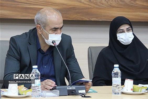 جلسه مشترک شورای معاونان، روسا و مدیران نواحی و مناطق(پروژه مهر) آذربایجان شرقی
