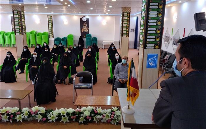 مراسم تحلیف مسئولین اتحادیه انجمن اسلامی