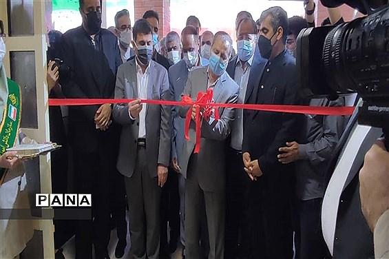 آیین افتتاح متمرکز مجتمع های آموزشی قلم و رازی در البرز