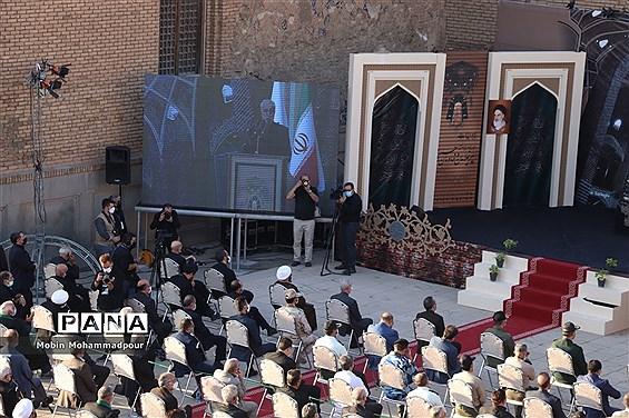هجدهمین اجلاس بین المللی تجلیل از پیرغلامان و خادمان حسینی