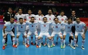 جام جهانی فوتسال؛ ایران با شکست صعود کرد