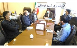 برگزاری جلسه ستاد هماهنگی برنامههای هفته دفاع مقدس در اردبیل