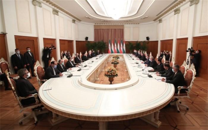 هدفگذاری ایران و تاجیکستان برای تجارت ۵۰۰ میلیون دلاری