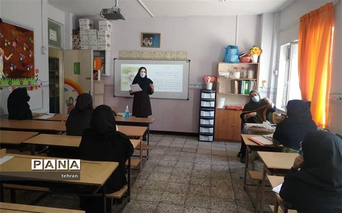 برگزاری کارگاههای ترکیبی حضوری و مجازی برای معلمان ماده ۲۸ و جدیدالورود به آموزش ابتدایی