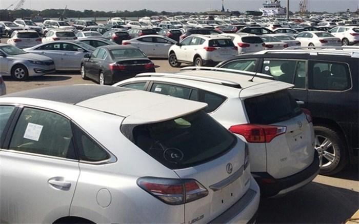 آغاز هفته با کاهش قیمت خودروهای خارجی