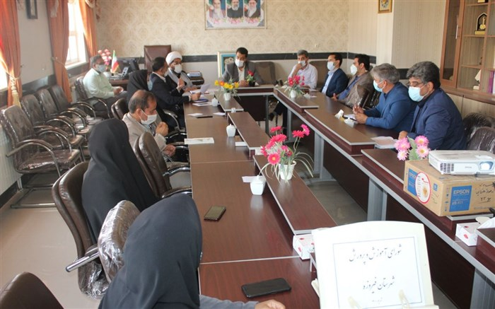 آمادگی مدارس فیروزه برای آغاز سال تحصیلی جدید