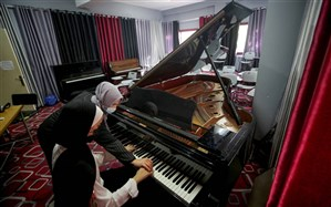 سرنوشت تنها پیانوی غزه که توسط ژاپنی ها هدیه داده شده بود