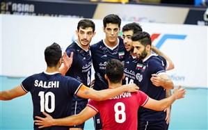 رنکینگ والیبال جهان؛ ایران صدرنشینی آسیا را پس گرفت