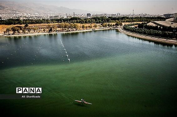 مسابقات قایقرانی  قهرمانی کشور آبهای آرام