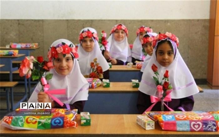 امروز۳۳ هزار کلاس اولی در مدارس کرمانشاه حاضر شدند