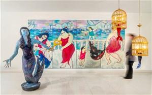 گالری گردی اولین جمعه پاییزی و مزایده آثاری از هنرمندان قهوهخانهای