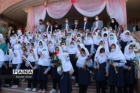 ورود شکوفههای پایهاولی آموزش و پرورش اسلامشهر به بوستان تعلیم و تربیت