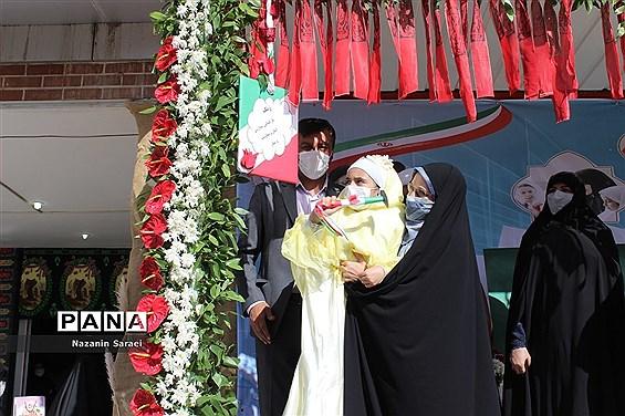 آیین باشکوه آغاز سال تحصیلی جدید در شهرستان اسلامشهر