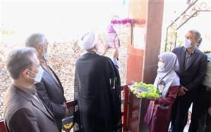 مدارس کردستان بازگشایی و زنگ آغاز سال تحصیلی جدید در مدارس استان نواخته شد