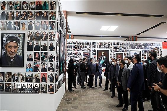 افتتاح نمایشگاه رویای بهشت