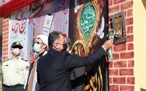مراسم نمادین بازگشایی مدارس استان قزوین برگزار شد