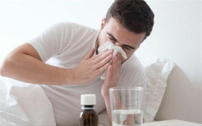 سرماخوردگی شدید